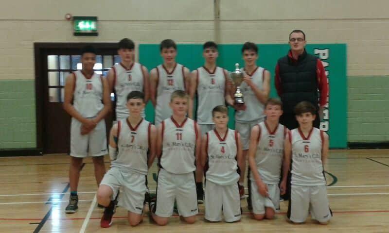 midlands U16 winners